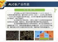 ALC板保温隔热性